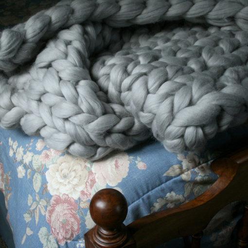 Wiley Woolly Merino Wool Blanket - Wiley Concepts