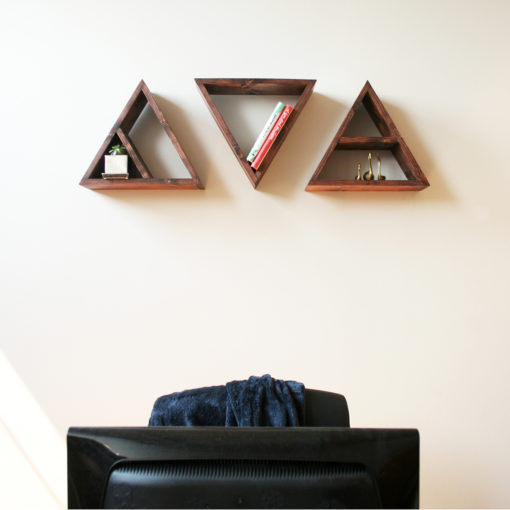 Tringle Shelves: Set of Three - Wiley Concepts