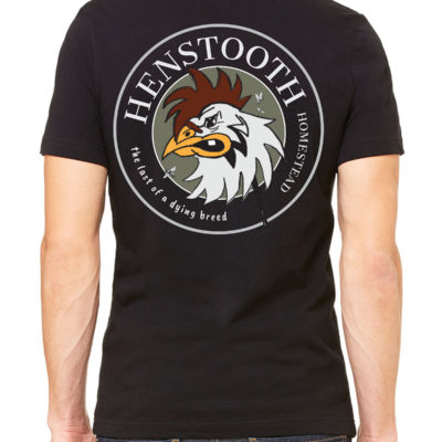 Henstooth Homestead Signature Tee Back